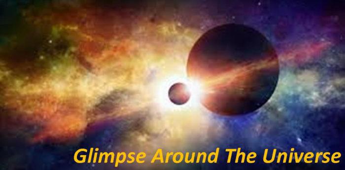 Glimpse-around-the-universe