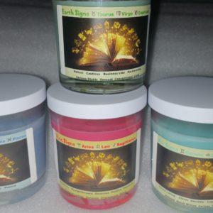 Astrology- medium-candles