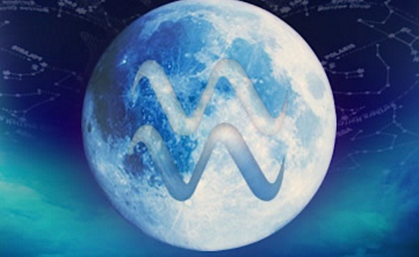 full moon Aquarius